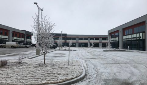 Calgary Industrial Development