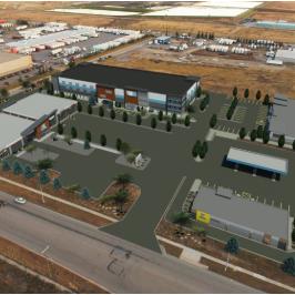Calgary Commercial Real Estate Development
